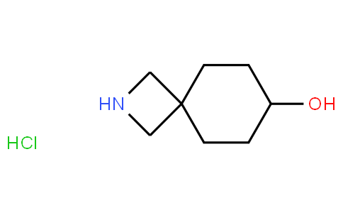1781602 - 2-azaspiro[3.5]nonan-7-ol hydrochloride | CAS 1434141-67-9